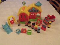 Happyland Preschool Bundle