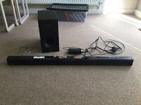Samsung Wireless Audio Soundbar