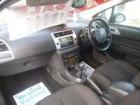 Citroen C4 VTR+ Sport,3 door hatchback,full MOT,nice clean tidy car,runs and drives well,only 81k
