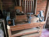ELU WOOD TURNING LATHE