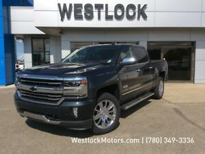 2017 Chevrolet Silverado 1500 High Country Heated & Cooled Pr...