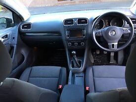 VW Golf 1.6tdi mk6
