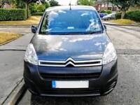2017 Citroën Berlingo fully fitted window cleaning/mobile valeting van
