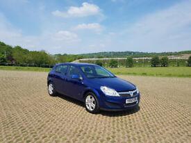 Vauxhall Astra 2010 60 reg 1.6 Petrol Manual **80,000 miles**