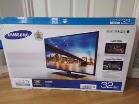 Super slim Samsung F5000 32 Inch Full HD 1080p LED TV