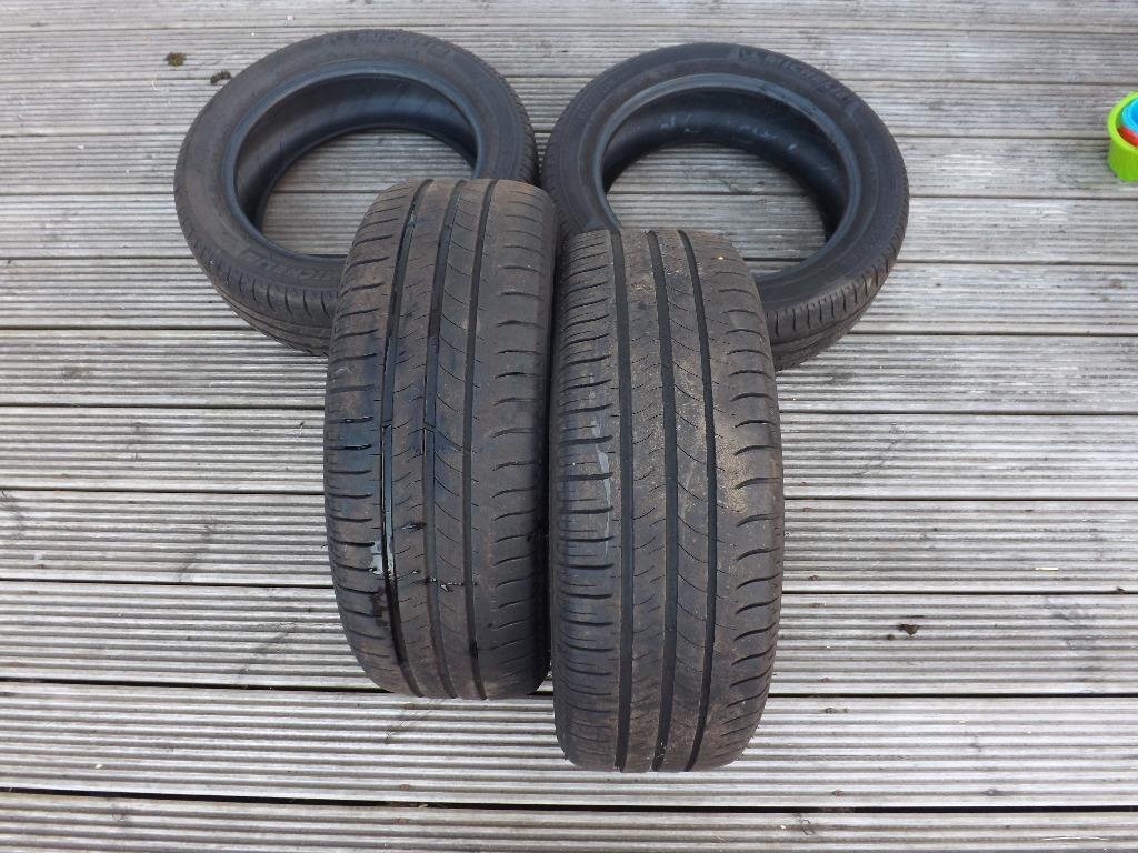 four matched tyres 195 55 r16 michelin energy saver green x 87v in glenrothes fife gumtree. Black Bedroom Furniture Sets. Home Design Ideas