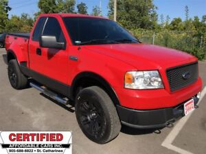 2006 Ford F-150 FX4 ** 4X4, CRUISE, REESE HITCH **