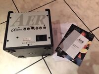 Amplifier, AER Alpha Acoustic Combo Amp, NEW plus case & instructions
