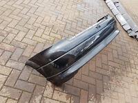 Genuine Irmscher rear bumper & side skirts. Astra Mk4 fitment