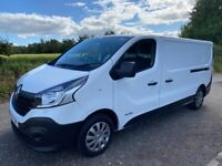 Renault, TRAFIC, Panel Van, 2017, Manual, 1598 (cc)