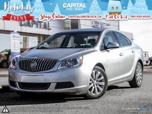 2016 Buick Verano DUAL CLIMATE CONTROL CRUISE AUX INPUT 63K KMS