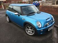Mini Cooper S 1.6 3dr Panoramic Roof, Supercharged