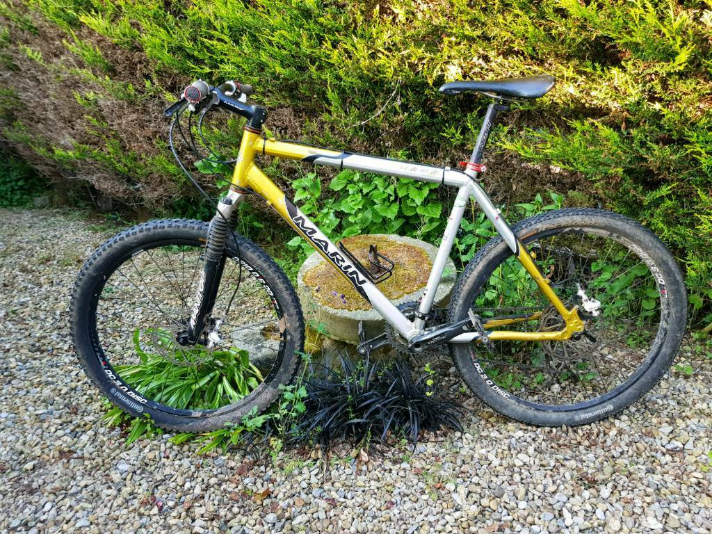 Marin Nail Trail mountain bike #COMES WITH MYSTERY GIFT   in ...