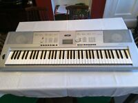 Yamaha DGX-205 Portable Grand Keyboard (76 keys)