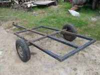 Trailer Chassis ,