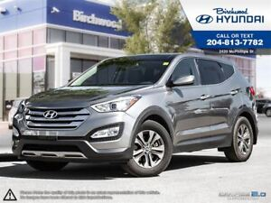 2013 Hyundai Santa Fe Luxury AWD *Sunroof