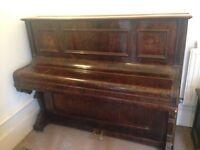 Beautiful upright piano - free