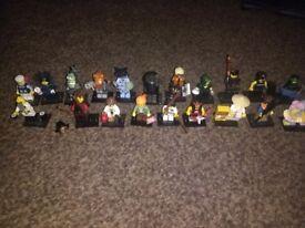 Lego ninjago series complete set