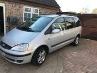 Ford Galaxy 2.8L Petrol V6 Ghia Spares or Repair Full Leather TVs 130k Miles