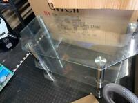 Tv unit glass (small)