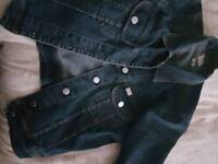 Denim jacket miss sixty size 10-12
