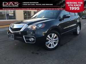 2010 Acura RDX TECHNOLOGY NAVIGATION/LEATHER/SUNROOF