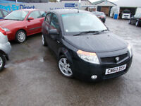 PART X DIRECT OFFERS VERY CLEAN AUTOMATIC PROTON SAVVY NEW MOT SERVICE+WARRANTY THE CAR DRIVES A1