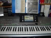 YAMAHA TYROS 3, PRISTINE.UNMARKED. CONDITION AS NEW. MANY EXTRAS.