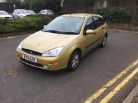 2001 Ford Focus 2.0 Ghia