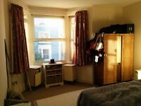 Lovely large double room available in shared house