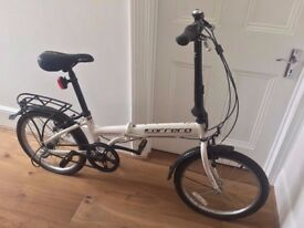 Carrera Transit Folding Bike - Like New