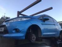 Ford Fiesta Zetec s breaking spares parts