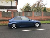 Bmw 318ti compact 3dr sports 2003