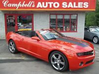 2012 Chevrolet Camaro 1LT PADDLE SHIFT!! ALLOYS!! cruise!! PW PL