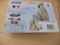 epson printer ink 26