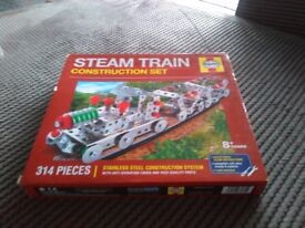 Steam Train Construction Set NEW