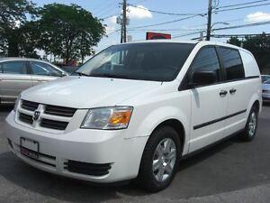 2008 Dodge Grand Caravan CV Cargo Van