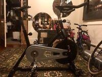 V-Fit Spin Bike