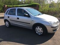Vauxhall corsa Diesel CDTI 1 owner £30 per year road tax