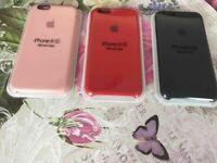 Apple Silicone Case For iPhone 6s/6 & 6s Plus/6 Plus