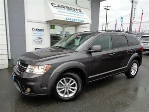 2014 Dodge Journey SXT V6, Bluetooth, 7 Passenger