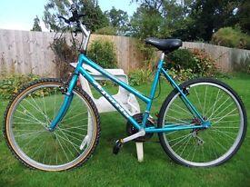 Apollo Kimera woman's mountain bike