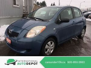 2007 Toyota Yaris LE / A/C / POWER GROUP