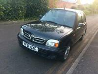 Nissan Micra 1.4 Activ 5dr 2 Former Keepers warranted Miles