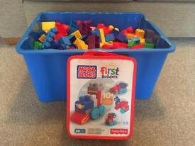 Mega Blocks Duplo Lego Job Lot