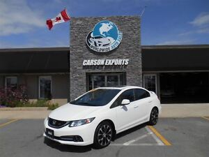 2013 Honda Civic WOW CLEAN SI! FINANCING AVAILABLE!