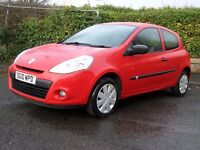 2010 RENAULT CLIO EXTREME 1.2cc 3 DOOR. Call PaisleyCarSales on 01418899200 / Mob, 07895607121