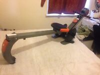 Foldable Rowing Machine - Body Sculpture
