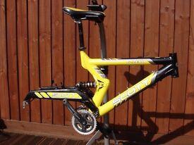 Scott G-Zero FX4 full suspension mountain bike frame