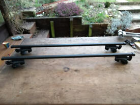 Thule roof-rack
